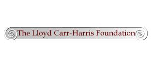 Lloyd Carr Harris Foundation Logo